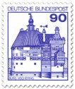 Stamp: Burg Vischering