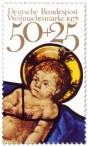 Stamp: Chistuskind Weihnachtsmarke 1978