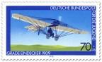 Stamp: Eindecker von Hans Grade