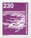 Stamp: Flughafen Frankfurt am Main