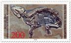 Stamp: Fossil Urpferd