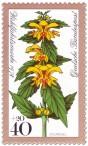 Stamp: Goldnessel (Waldblume)