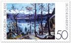 Stamp: Ostern am Walchensee von Lovis Corinth