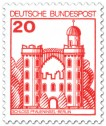 Stamp: Schloss Pfaueninsel Berlin (20)