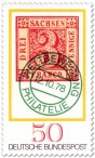 Stamp: Tag der Briefmarke: Sachsendreier