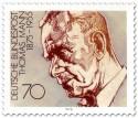 Stamp: Thomas Mann (Schriftsteller)