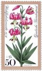 Stamp: Türkenbund (Waldblume)