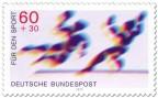 Stamp: Handball (Sporthilfe)