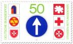 Stamp: Straßen-Rettungsdienste