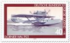 Stamp: Wasserflugzeug Dornier Wal 1922