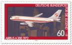 Stamp: Airbus A300