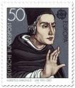 Stamp: Albertus Magnus (Philosoph)