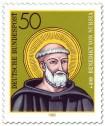 Stamp: Benedikt von Nursia (Mönch)