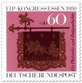 Stamp: Briefmarken-Kongress für Philatelie und Postgeschichte