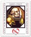 Stamp: Götz von Berlichingen (Glasbild)