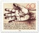 Stamp: Hand (Zeichnung) für Friedrich Joseph Haass