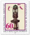 Stamp: Kölner Dom Turmspitze