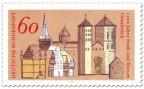 Stamp: 1200 Jahre Stadt und Bistum Osnabrück
