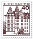 Stamp: Schloss Wolfsburg