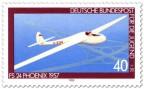 Stamp: Segelflugzeug Fs 24 Phönix