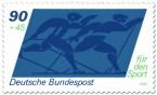 Stamp: Ski-Langlauf Sporthilfe