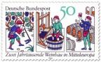 Stamp: Zwei Jahrtausende Weinbau in Mitteleuropa