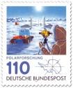Stamp: Antarktis Forschungsstation Polarforschung