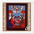 Stamp: Geburt Christi - Weihnachtsmarke 1981