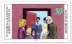 Stamp: Integration ausländischer Familien