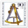 Stamp: Oktant um 1775