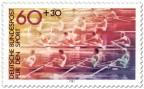 Stamp: Rudern (für den Sport)
