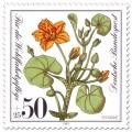 Stamp: Seekanne (Pflanze)