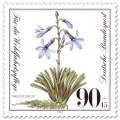 Stamp: Wasserlobelie Pflanze