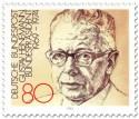 Stamp: Bundespräsident Gustav Heinemann 82