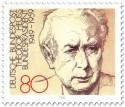 Stamp: Bundespräsident Theodor Heuss (82)