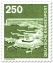 Stamp: Flughafen Frankfurt am Main (1982)