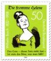 Stamp: Die fromme Helene von Wilhelm Busch