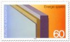 Stamp: Isolierte Wand zum Energie sparen