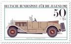 Stamp: Mercedes Tourenwagen