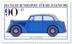 Stamp: Opel Olympia von 1937