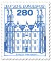 Stamp: Schloss Ahrensburg