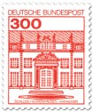Stamp: Schloss Herrenhausen Hannover
