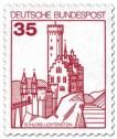 Stamp: Schloss Lichtenstein