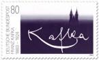 Stamp: Franz Kafka 1 (Schriftsteller)
