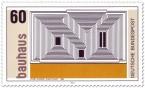 Stamp: Josef Albers: Sanctuary (1942)