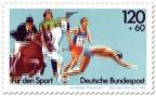 Stamp: Moderner Fünfkampf WM