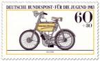 Stamp: NSU 1901