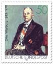 Stamp: Otto Warburg (Biochemiker)