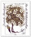 Stamp: Schweizer Mannsschild