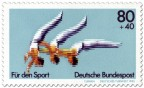 Stamp: Turnen (Turnfest 1983)